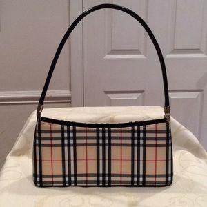 Handbags - NEW STRIPED/PLAID BAG